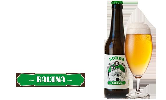 Cerveza Badina